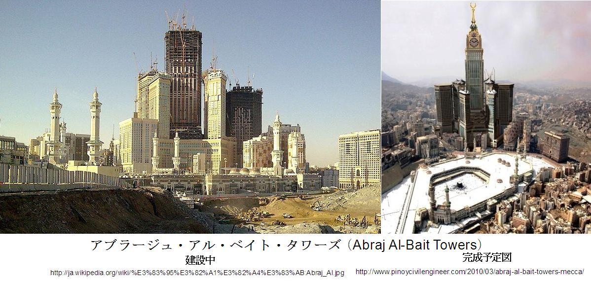 Modernizing Holy City of Mecca